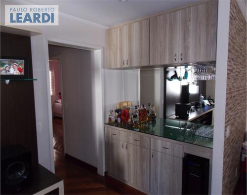 apartamento vila mascote  - são paulo - ref: 509339