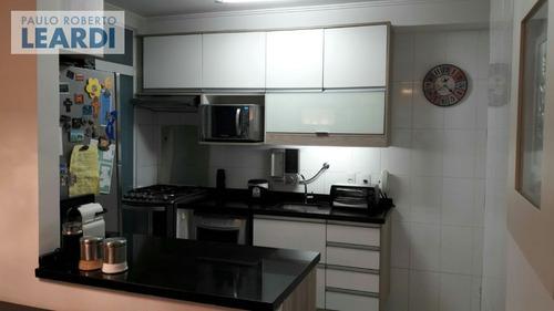 apartamento vila mascote  - são paulo - ref: 523448