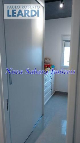 apartamento vila mascote  - são paulo - ref: 528448
