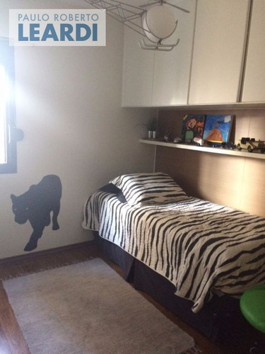 apartamento vila mascote  - são paulo - ref: 542677
