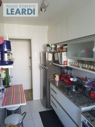 apartamento vila mascote  - são paulo - ref: 552221