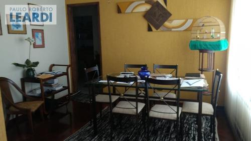apartamento vila mascote  - são paulo - ref: 552711