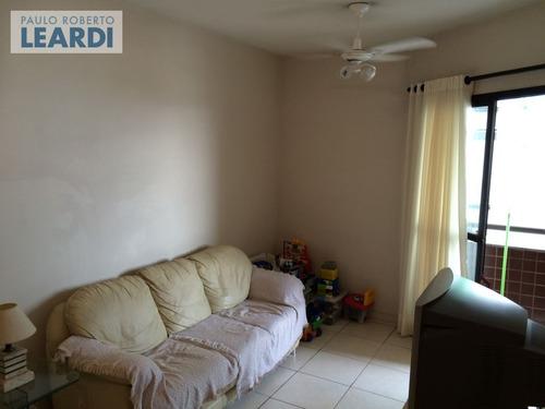 apartamento vila matias - santos - ref: 433335