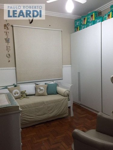 apartamento vila matias - santos - ref: 458970