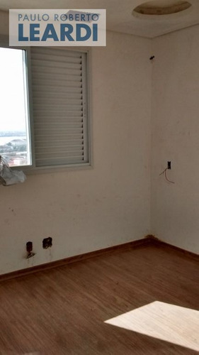 apartamento vila matias - santos - ref: 459721