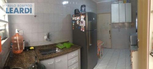 apartamento vila matias - santos - ref: 483412