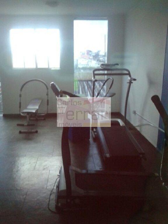 apartamento vila mazzei 2 dormitórios 1 vaga de garagem, vago - cf18976
