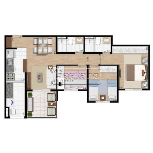 apartamento - vila mazzei - ref: 14322 - v-14322