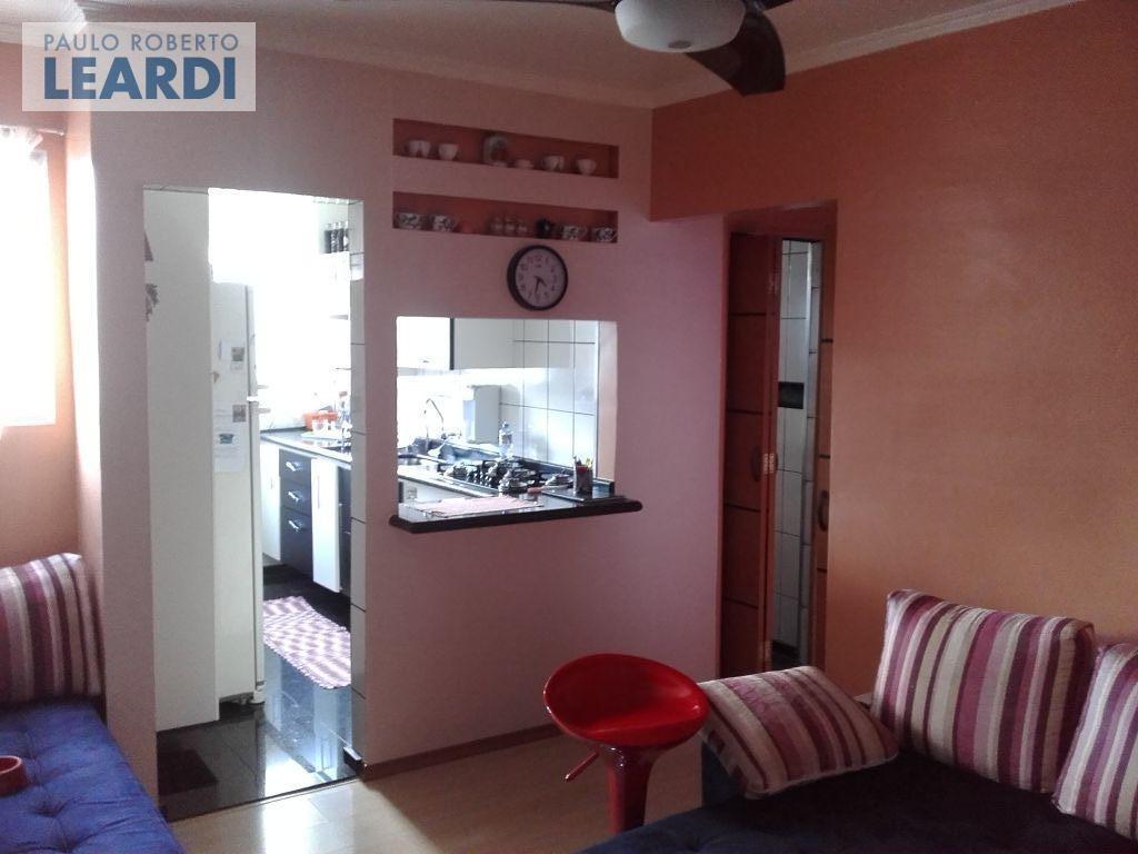 apartamento vila miranda - itaquaquecetuba - ref: 495763