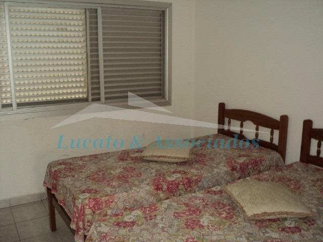 apartamento vila mirim, praia grande sp r$ 137.000,00 - ap00607 - 2876555