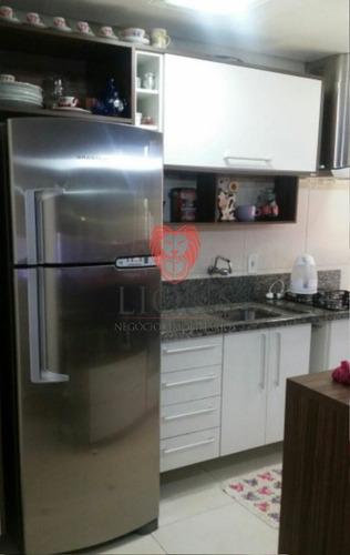apartamento - vila monte carlo - ref: 2255 - v-2255