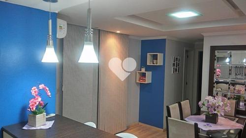 apartamento - vila monte carlo - ref: 43622 - v-58465795