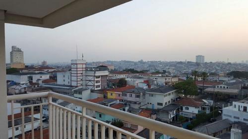 apartamento vila moraes - são paulo - ref: 477360