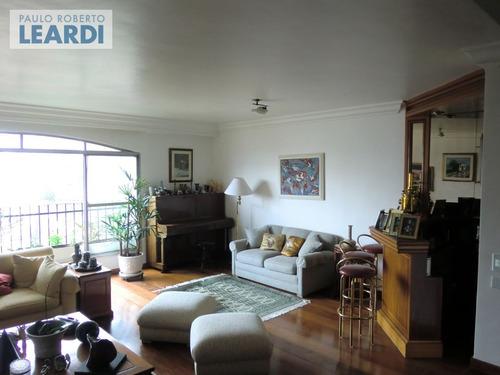 apartamento vila morumbi - são paulo - ref: 398793