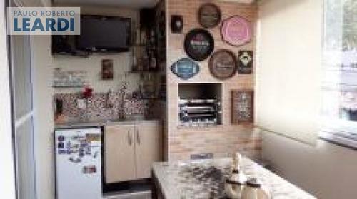 apartamento vila mussolini - são bernardo do campo - ref: 545438