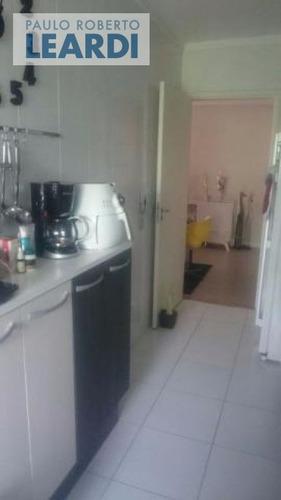 apartamento vila nivi - são paulo - ref: 495362