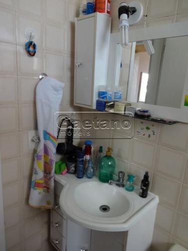 apartamento - vila nossa senhora de fatima - ref: 16633 - v-16633