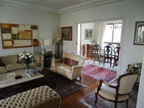 apartamento - vila nova conceicao - ref: 56455 - l-wi38432