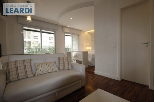 apartamento vila nova conceição  - são paulo - ref: 467106