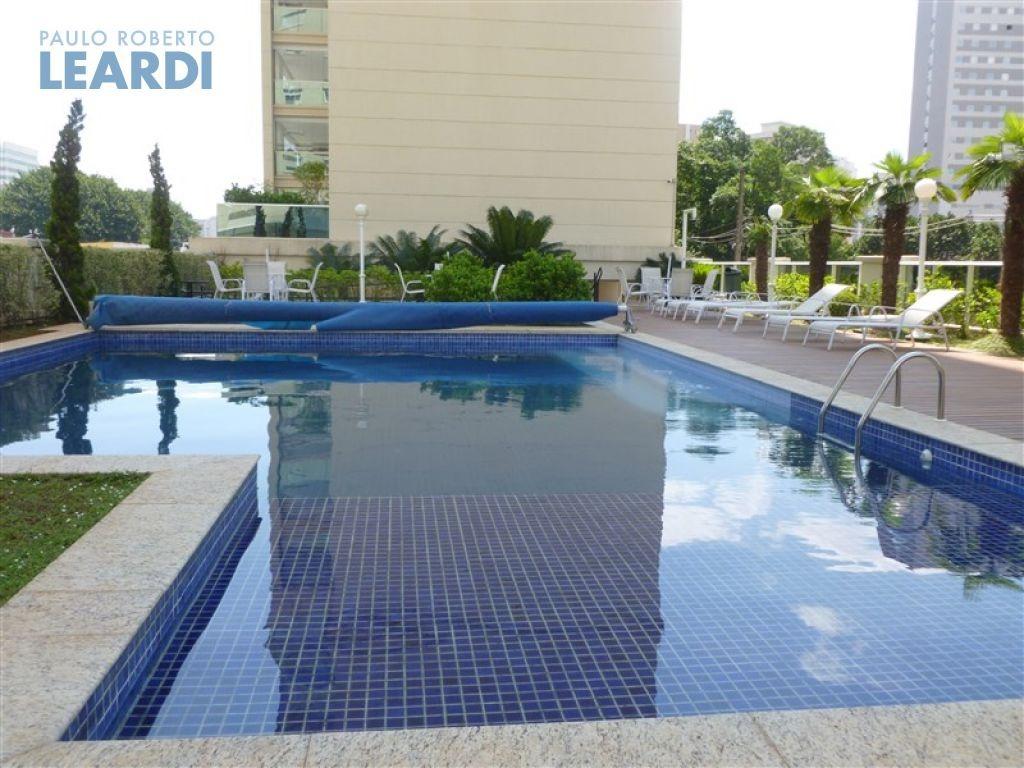 apartamento vila nova conceição  - são paulo - ref: 484856