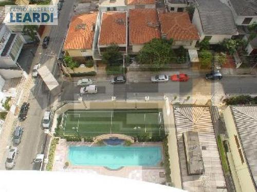apartamento vila nova conceição  - são paulo - ref: 485488