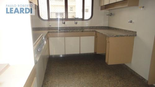 apartamento vila nova conceição  - são paulo - ref: 504575