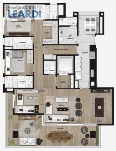 apartamento vila nova conceição  - são paulo - ref: 509013