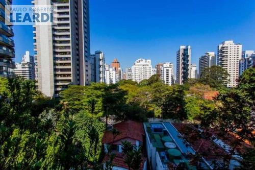 apartamento vila nova conceição  - são paulo - ref: 520762