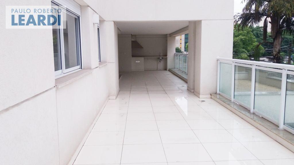 apartamento vila nova conceição  - são paulo - ref: 522418