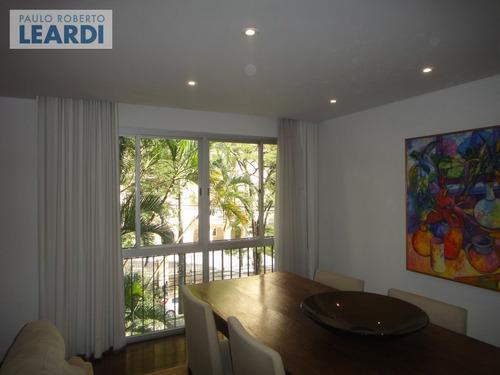 apartamento vila nova conceição  - são paulo - ref: 543536