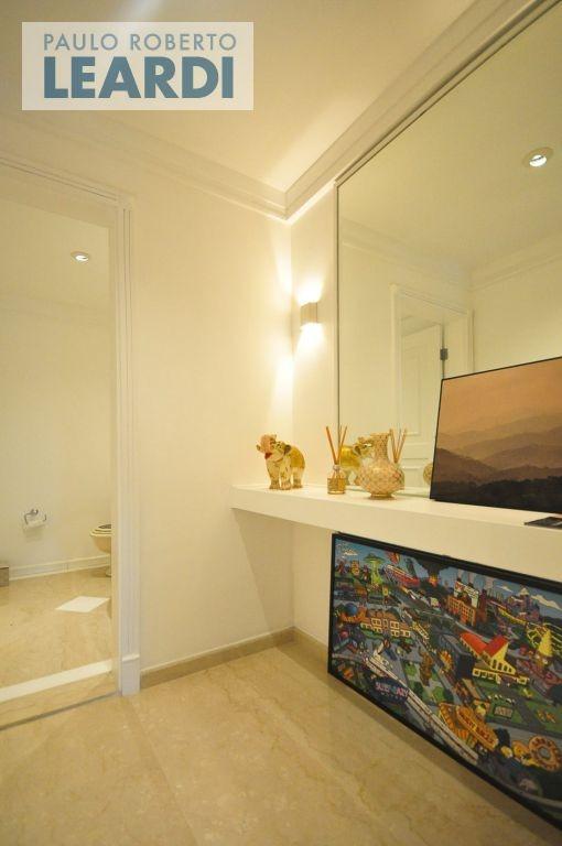 apartamento vila nova conceição  - são paulo - ref: 546743