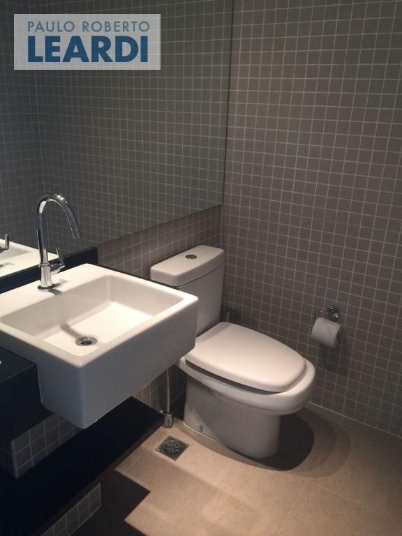 apartamento vila nova conceição  - são paulo - ref: 550971