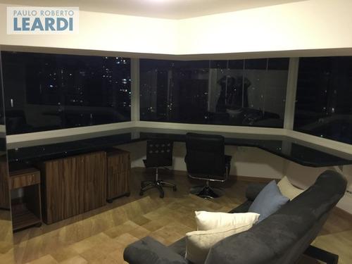 apartamento vila nova conceição  - são paulo - ref: 553732