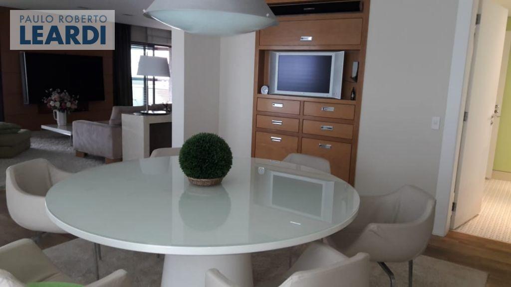apartamento vila nova conceição - são paulo - ref: 564048