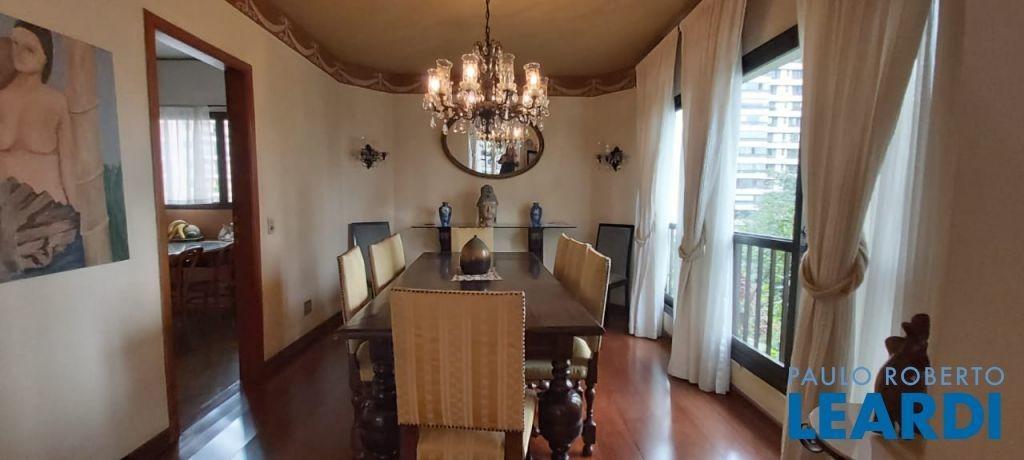 apartamento - vila nova conceição  - sp - 594938