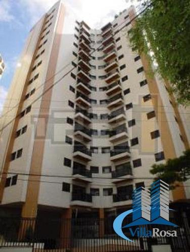 apartamento - vila olimpia - ref: 377 - v-377