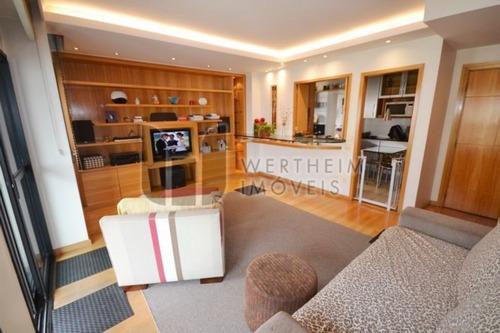 apartamento - vila olimpia - ref: 61287 - v-wi38624