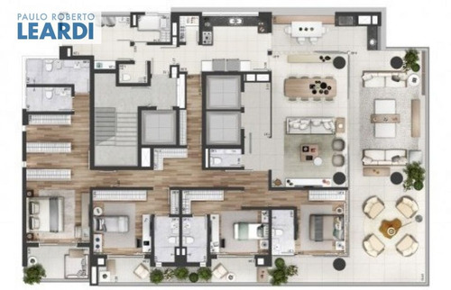 apartamento vila olímpia  - são paulo - ref: 544197