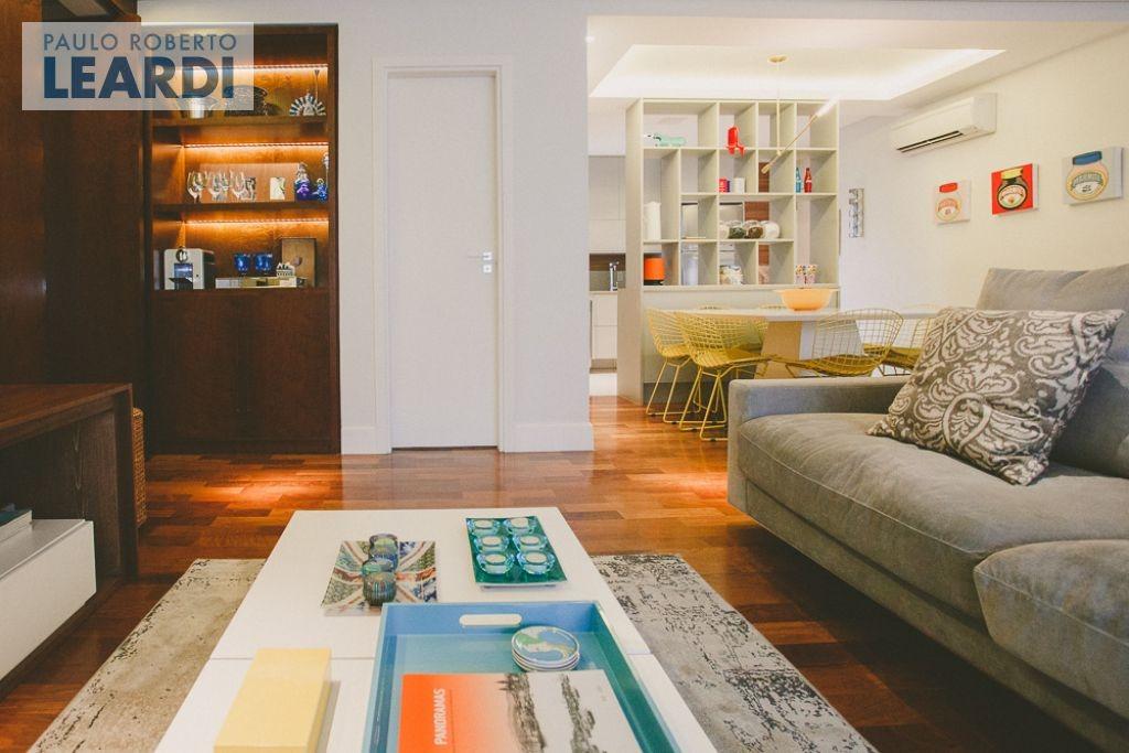 apartamento vila olímpia  - são paulo - ref: 560120