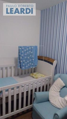 apartamento vila palmares - santo andré - ref: 551645