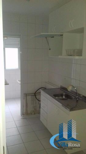apartamento - vila parque jabaquara - ref: 1115 - v-1115