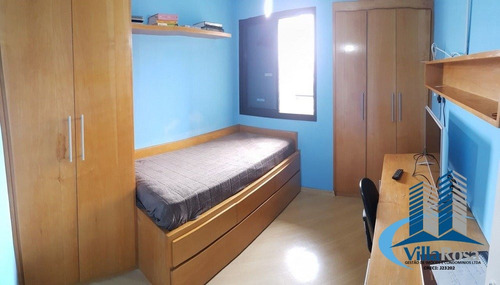 apartamento - vila parque jabaquara - ref: 1298 - v-1298