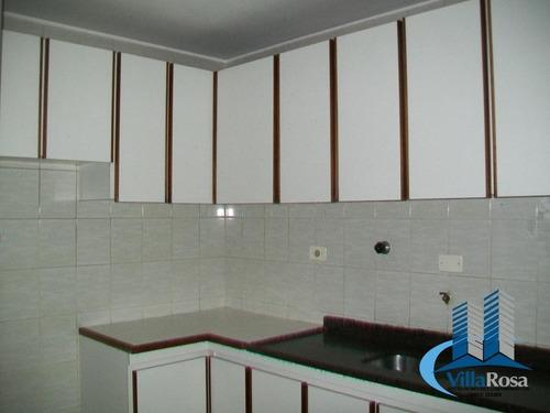 apartamento - vila parque jabaquara - ref: 424 - v-424