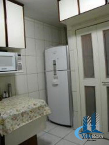 apartamento - vila parque jabaquara - ref: 537 - v-537