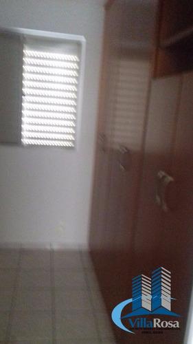apartamento - vila parque jabaquara - ref: 966 - v-966