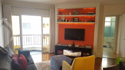 apartamento - vila pompeia - ref: 234077 - v-234077