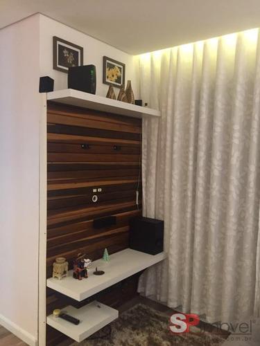 apartamento vila prudente 2 dormitórios 1 banheiros 1 vagas 49 m2 - 2674