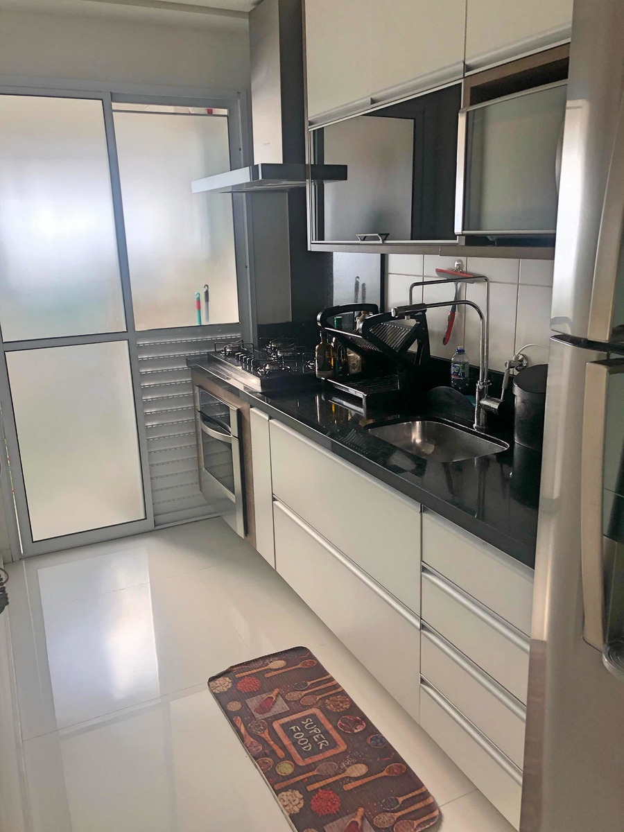 apartamento vila prudente 60m2, varanda gourmet, 1 vaga