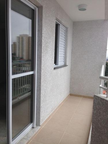 apartamento vila prudente - são paulo - ref: 485592