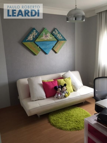apartamento vila prudente - são paulo - ref: 497853